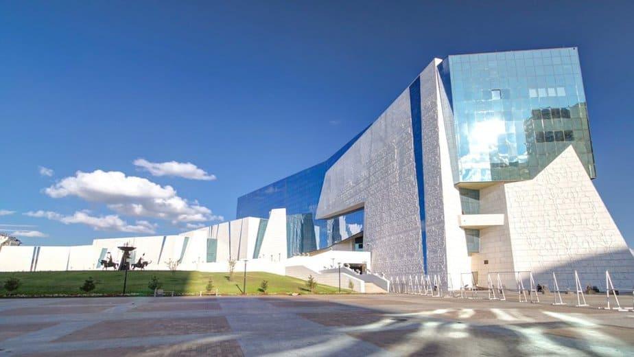 Nationalmuseum der Republik Kasachstan Kasachstan Sehenswürdigkeiten - Die 20 besten Attraktionen
