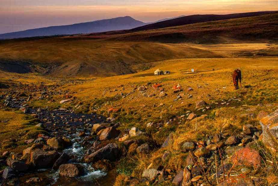 Nomadenland Kasachstan Sehenswürdigkeiten - Die 20 besten Attraktionen