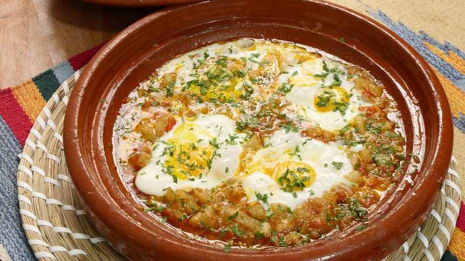 Shakshuka Marokkanische Spezialitäten: 20 typisch Marokkanische Essen, Die Sie Probieren Sollten
