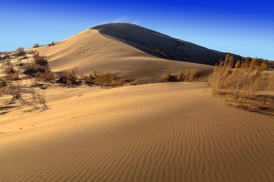 Singende Düne im Altyn-Emel-Nationalpark Kasachstan Sehenswürdigkeiten - Die 20 besten Attraktionen