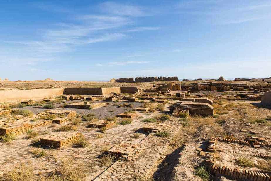 Stadtruinen von Sauran Kasachstan Sehenswürdigkeiten - Die 20 besten Attraktionen