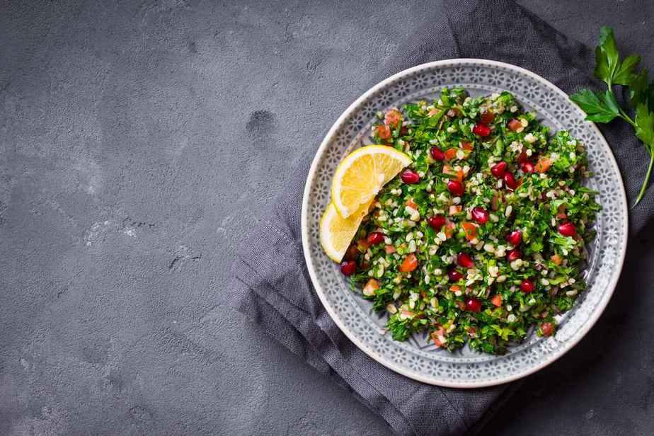 Tabbouleh Arabisches Essen: 20 Arabische Spezialitäten, Die Sie Probieren Sollten