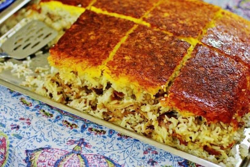 Tahcheen-e Morgh Iranische Küche: 20 Traditionelle Iranische Essen, Die Sie Probieren Sollten