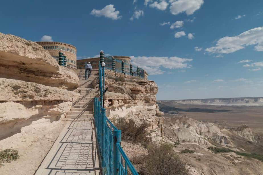 Unterirdische Moschee Beket-Ata Kasachstan Sehenswürdigkeiten - Die 20 besten Attraktionen