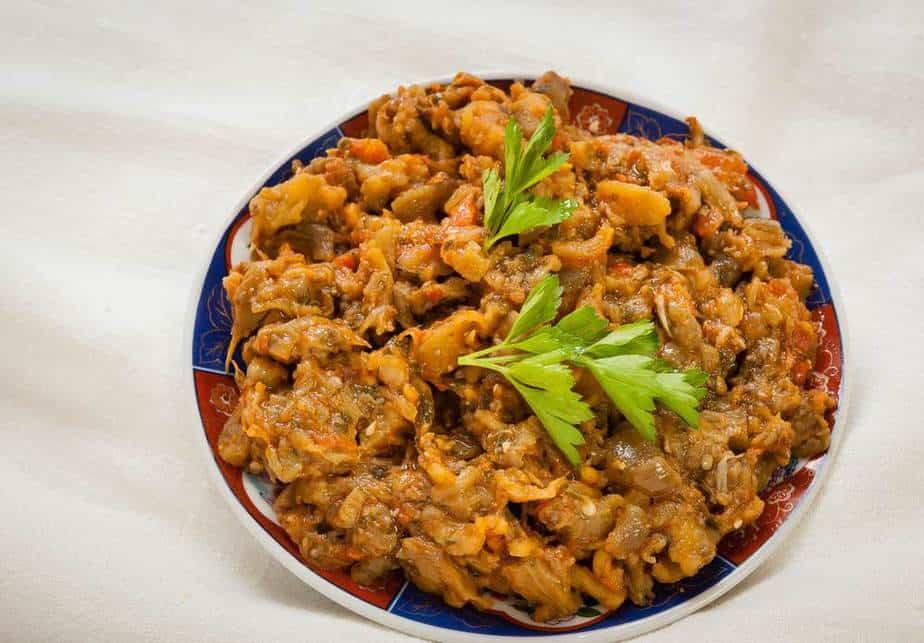 Zaalouk Marokkanische Spezialitäten: 20 typisch Marokkanische Essen, Die Sie Probieren Sollten