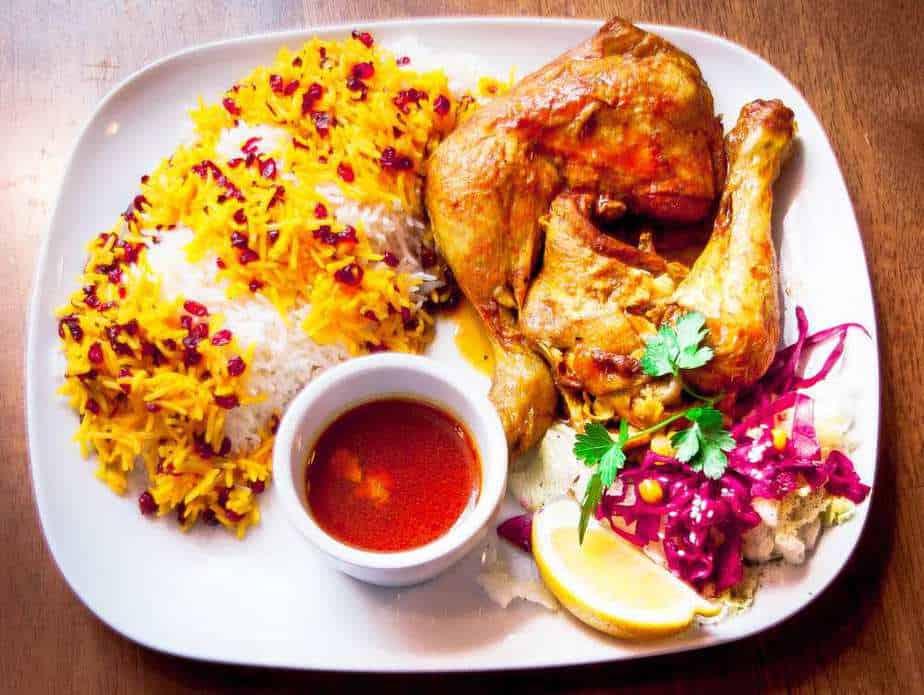 Zereshk Polo Iranische Küche: 20 Traditionelle Iranische Essen, Die Sie Probieren Sollten