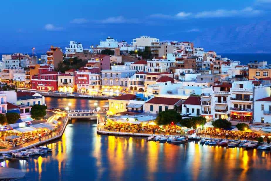 Agios Nikolaos Kreta Sehenswürdigkeiten - Die 20 besten Attraktionen