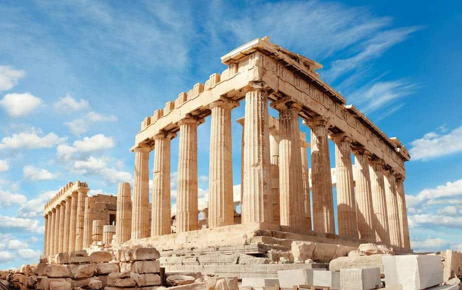 Akropolis Athen Sehenswürdigkeiten - Die 20 besten Attraktionen