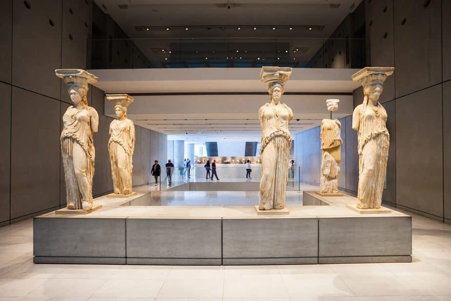Akropolismuseum Athen Sehenswürdigkeiten - Die 20 besten Attraktionen