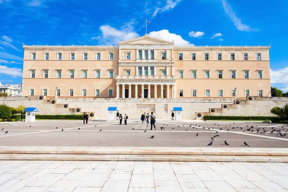 Alter Königspalast Athen Sehenswürdigkeiten - Die 20 besten Attraktionen