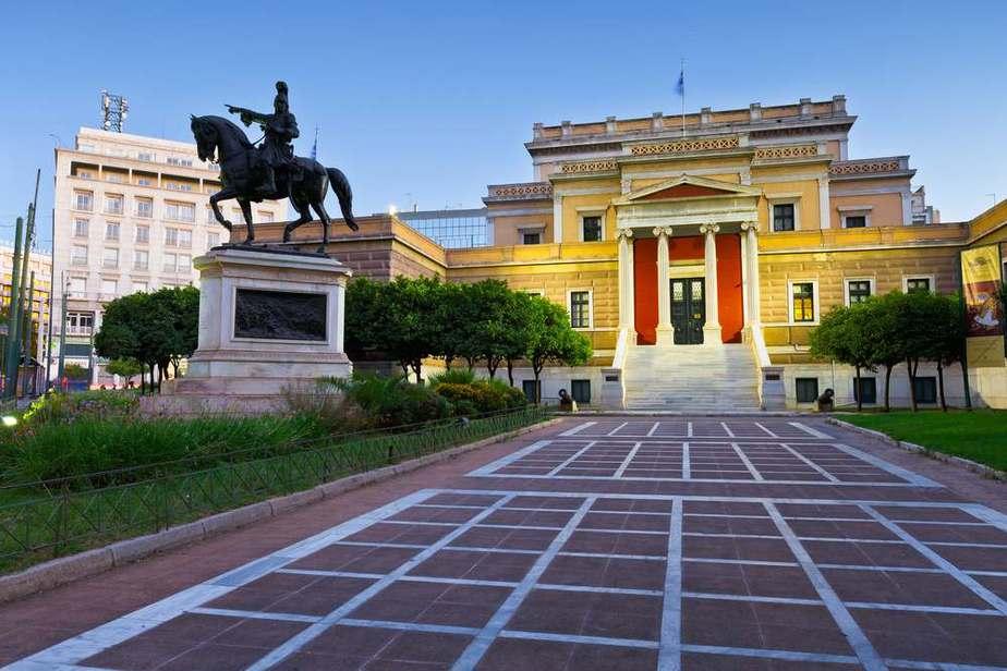 Altes Parlamentsgebäude Athen Sehenswürdigkeiten - Die 20 besten Attraktionen