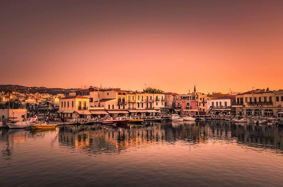 Altstadt von Rethymnon Kreta Sehenswürdigkeiten - Die 20 besten Attraktionen
