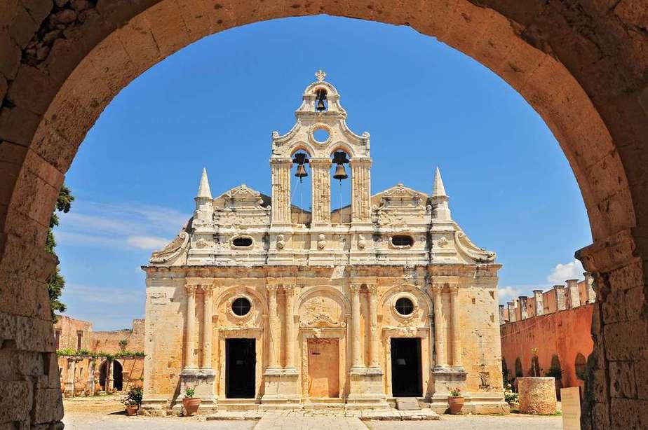 Arkadi-Kloster Kreta Sehenswürdigkeiten - Die 20 besten Attraktionen