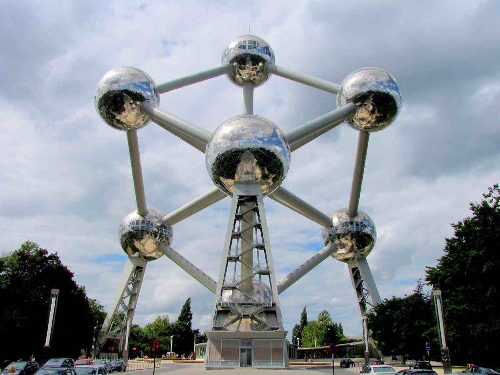 Atomium Belgien Sehenswürdigkeiten - Die 20 besten Attraktionen