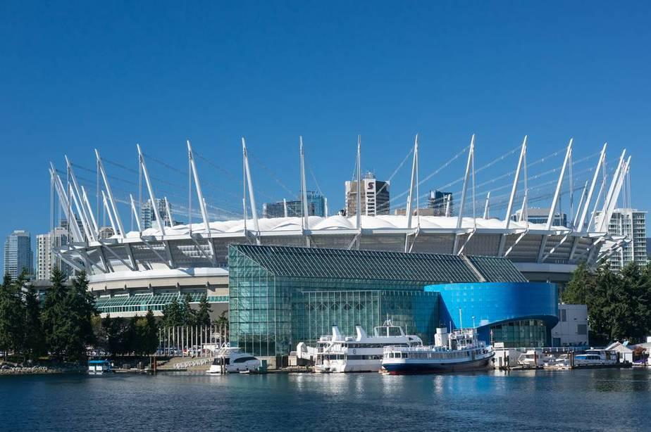 BC Place Vancouver Sehenswürdigkeiten - Die 20 besten Attraktionen