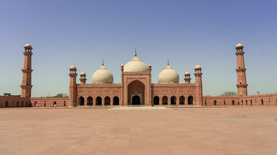 Badshahi-Moschee Pakistan Sehenswürdigkeiten - Die 20 besten Attraktionen