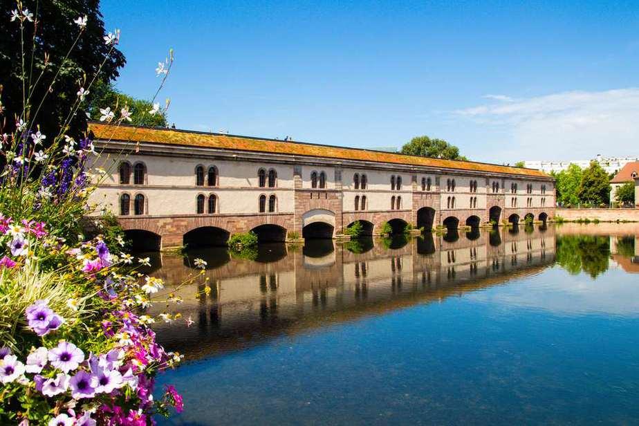 Barrage Vauban Straßburg Sehenswürdigkeiten - Die 18 besten Attraktionen