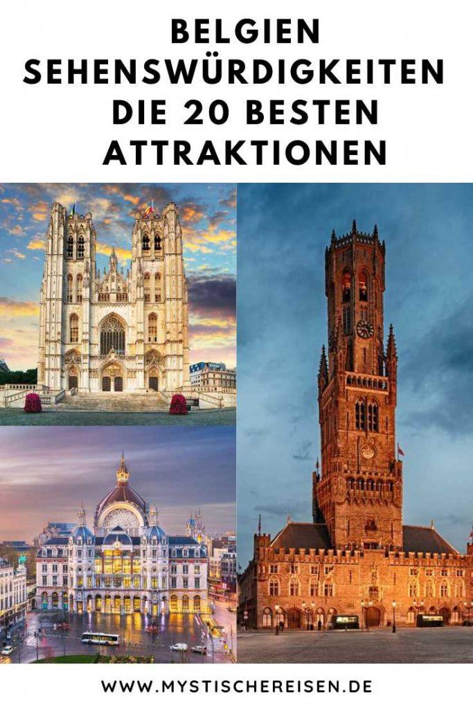 Belgien Sehenswürdigkeiten - Die 20 besten Attraktionen