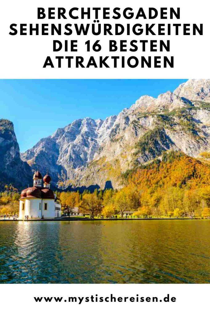 Berchtesgaden Sehenswürdigkeiten - Die 16 besten Attraktionen