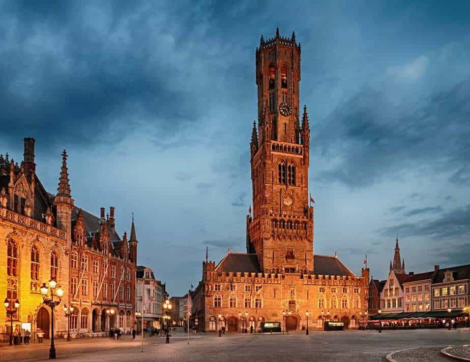 Brügger Belfried Belgien Sehenswürdigkeiten - Die 20 besten Attraktionen