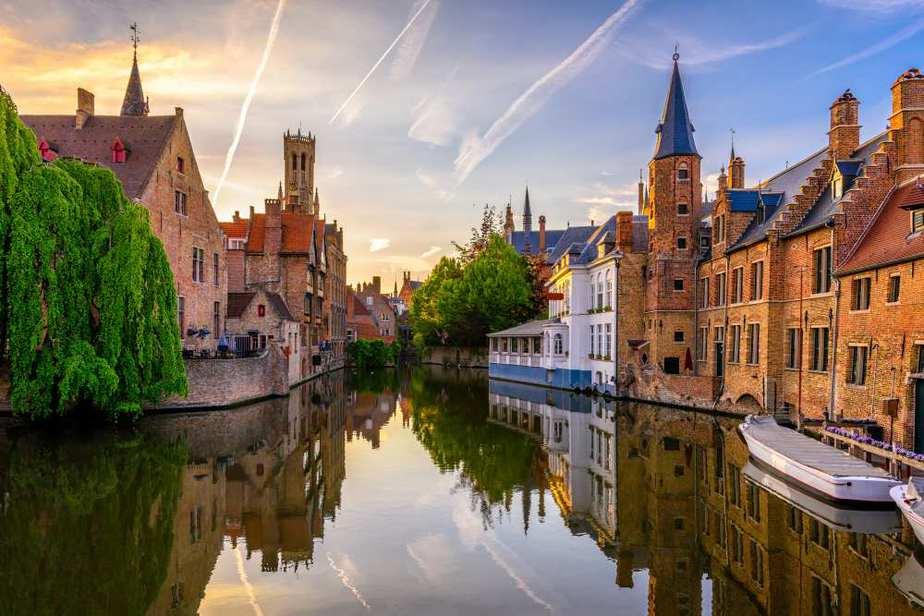 Brügges Kanäle Belgien Sehenswürdigkeiten - Die 20 besten Attraktionen