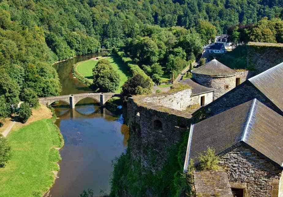 Burg Bouillon Belgien Sehenswürdigkeiten - Die 20 besten Attraktionen