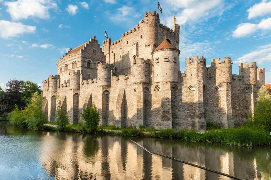 Burg Gravensteen Belgien Sehenswürdigkeiten - Die 20 besten Attraktionen