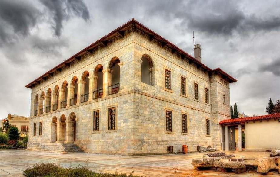 Byzantinisches und Christliches Museum Athen Sehenswürdigkeiten - Die 20 besten Attraktionen