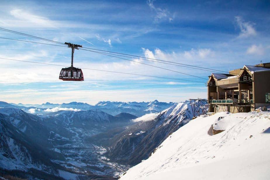 Chamonix Die 7 besten Skigebiete Frankreichs
