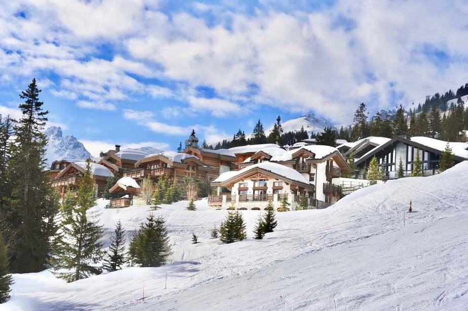 Courchevel Die 7 besten Skigebiete Frankreichs