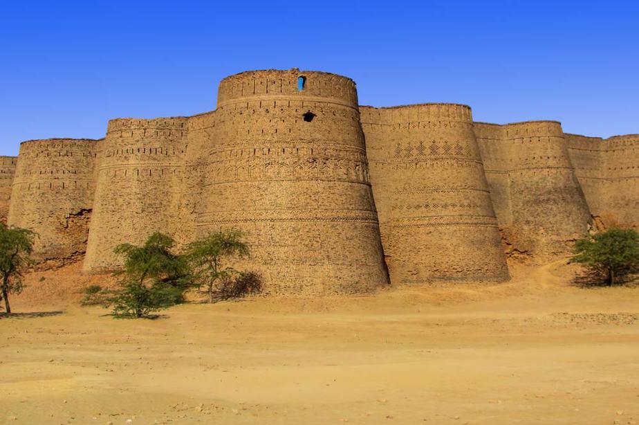 Derawar Fort Pakistan Sehenswürdigkeiten - Die 20 besten Attraktionen