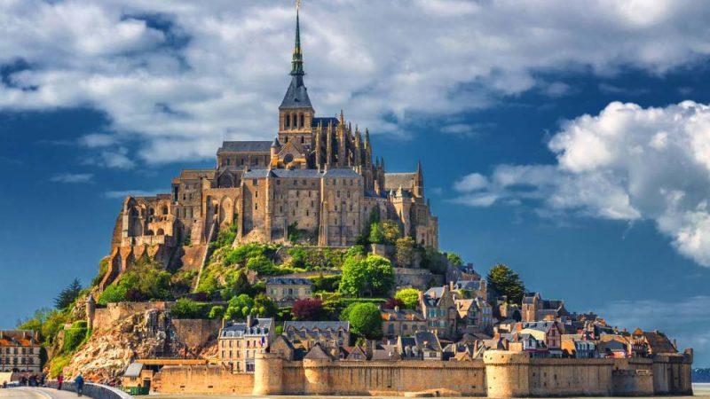 Die 10 schönsten Schlösser in Frankreich