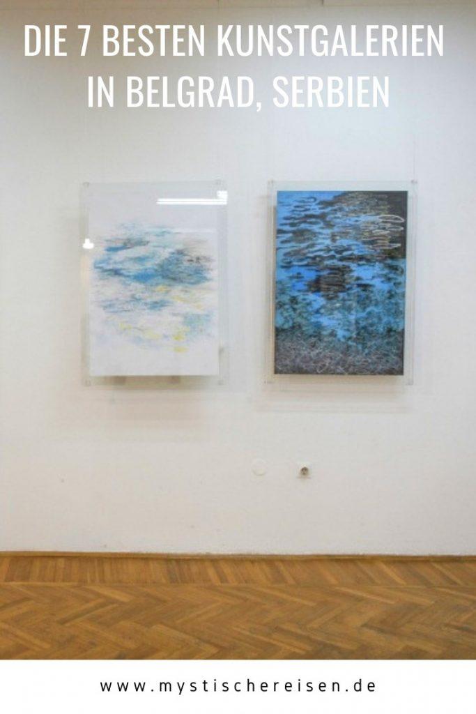 Die 7 besten Kunstgalerien in Belgrad, Serbien