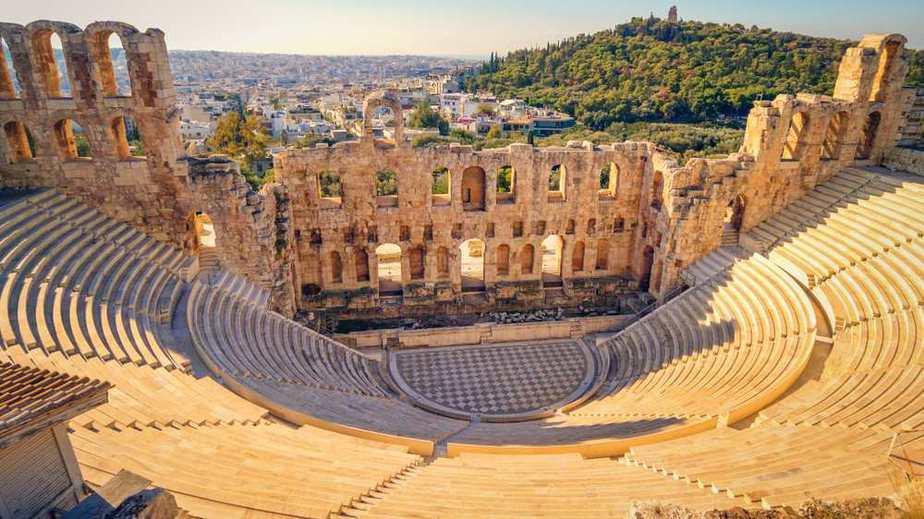 Dionysostheater Athen Sehenswürdigkeiten - Die 20 besten Attraktionen