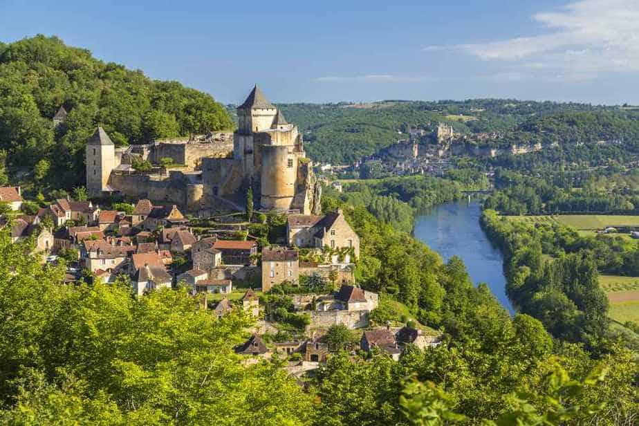 Domme Die schönsten Dörfer Frankreichs