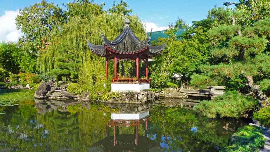Dr. Sun Yat-Sen Classical Chinese Garden Vancouver Sehenswürdigkeiten - Die 20 besten Attraktionen