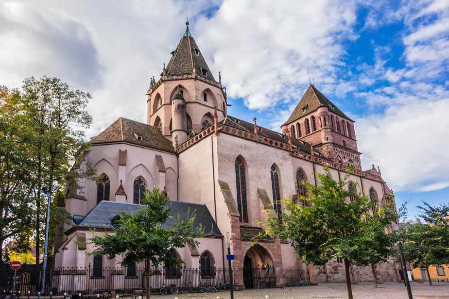 Eglise de Saint-Thomas