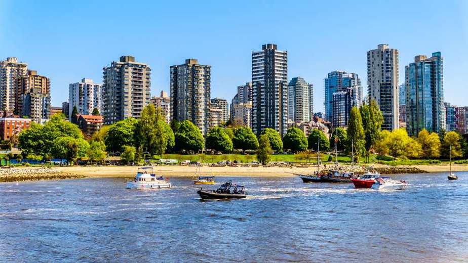 English Bay Beach Vancouver Sehenswürdigkeiten - Die 20 besten Attraktionen