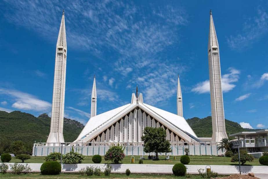 Faisal-Moschee Pakistan Sehenswürdigkeiten - Die 20 besten Attraktionen