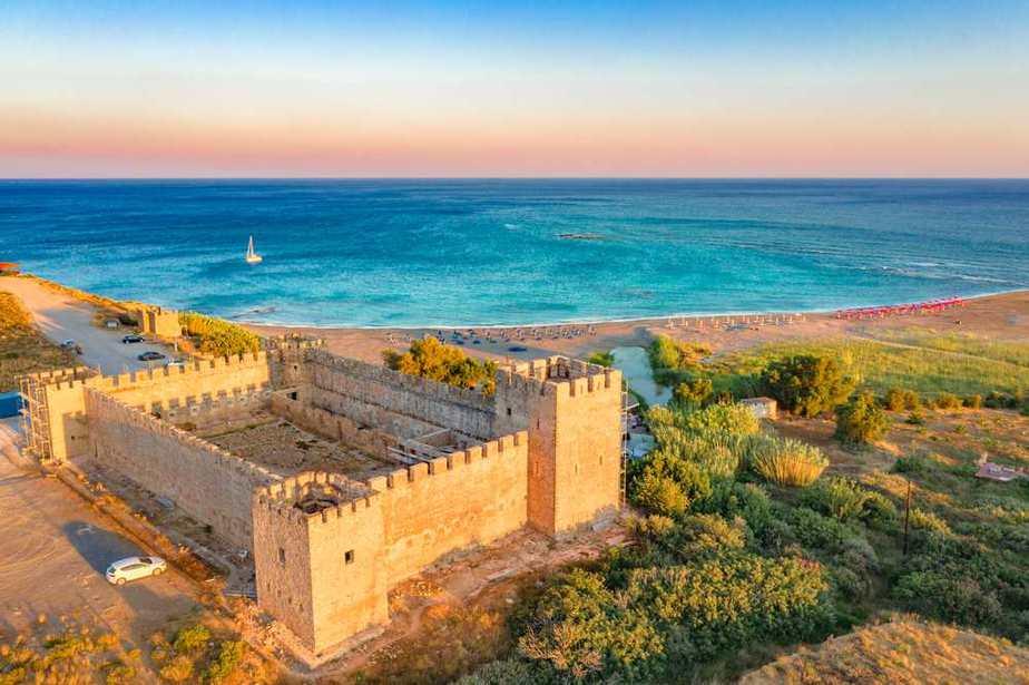Frangokastello Kreta Sehenswürdigkeiten - Die 20 besten Attraktionen