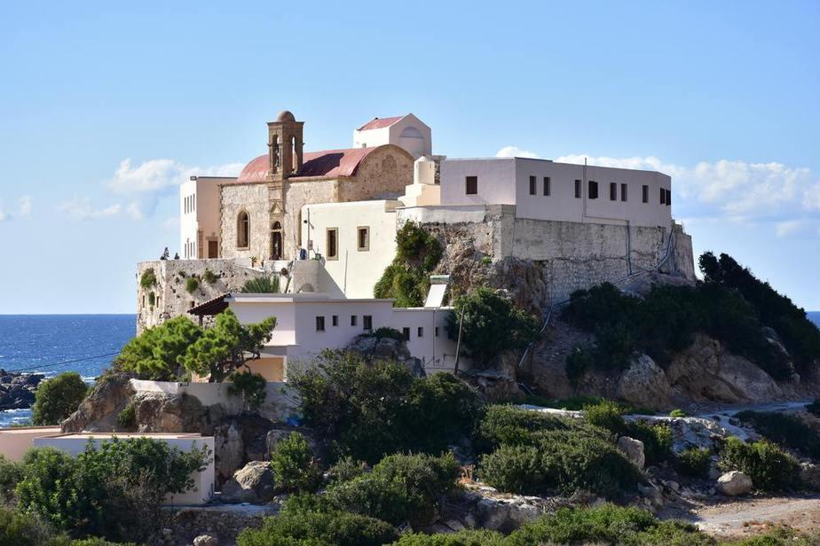 Frauenkloster Chrysoskalitissa Kreta Sehenswürdigkeiten - Die 20 besten Attraktionen