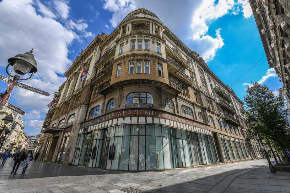 Galerie SANU Die 7 besten Kunstgalerien in Belgrad, Serbien