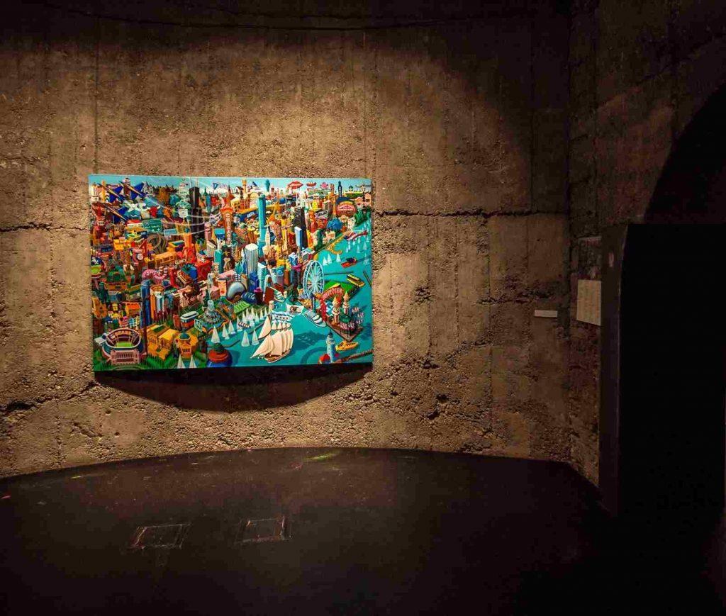 Galerie ŠTAB Die 7 besten Kunstgalerien in Belgrad, Serbien