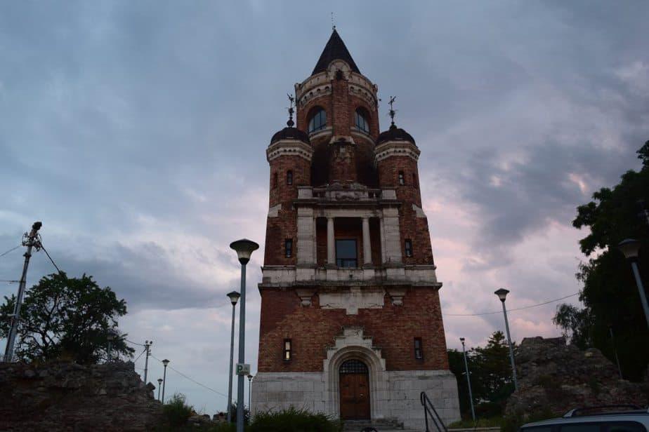 Gardoš Die romantischsten Orte in Belgrad, Serbien