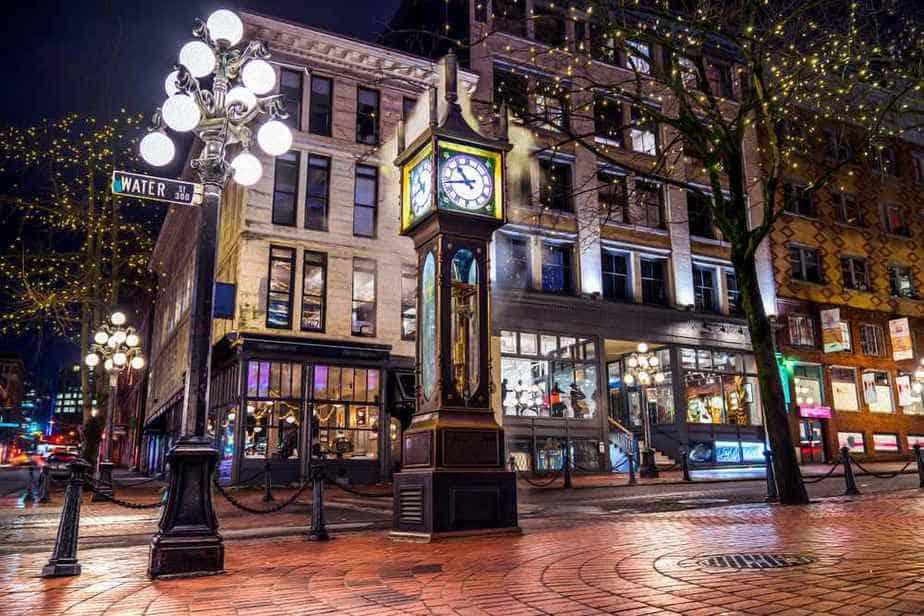 Gastown Vancouver Sehenswürdigkeiten - Die 20 besten Attraktionen