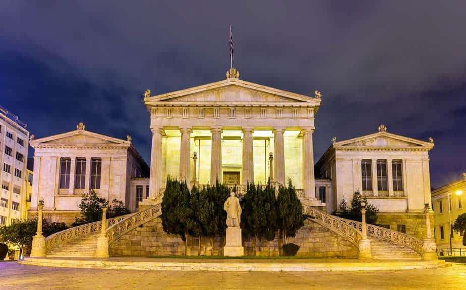 Griechische Nationalbibliothek Athen Sehenswürdigkeiten - Die 20 besten Attraktionen