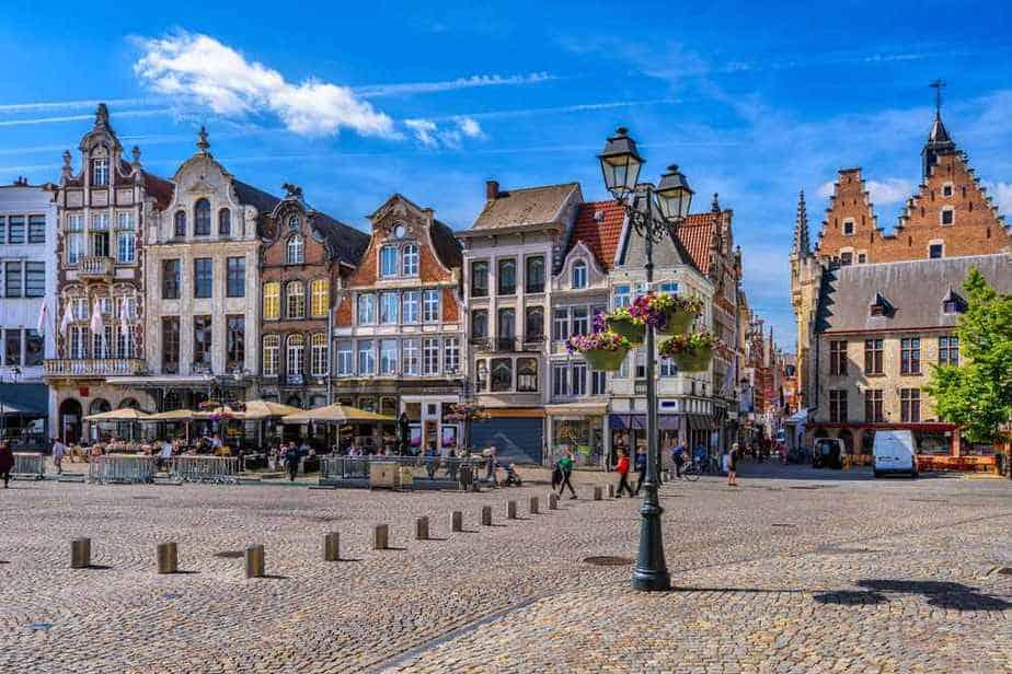 Grote Markt - Großer Platz, Mechelen Belgien Sehenswürdigkeiten - Die 20 besten Attraktionen