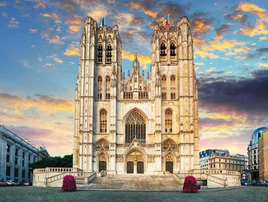 Kathedrale St. Michael und St. Gudula Belgien Sehenswürdigkeiten - Die 20 besten Attraktionen