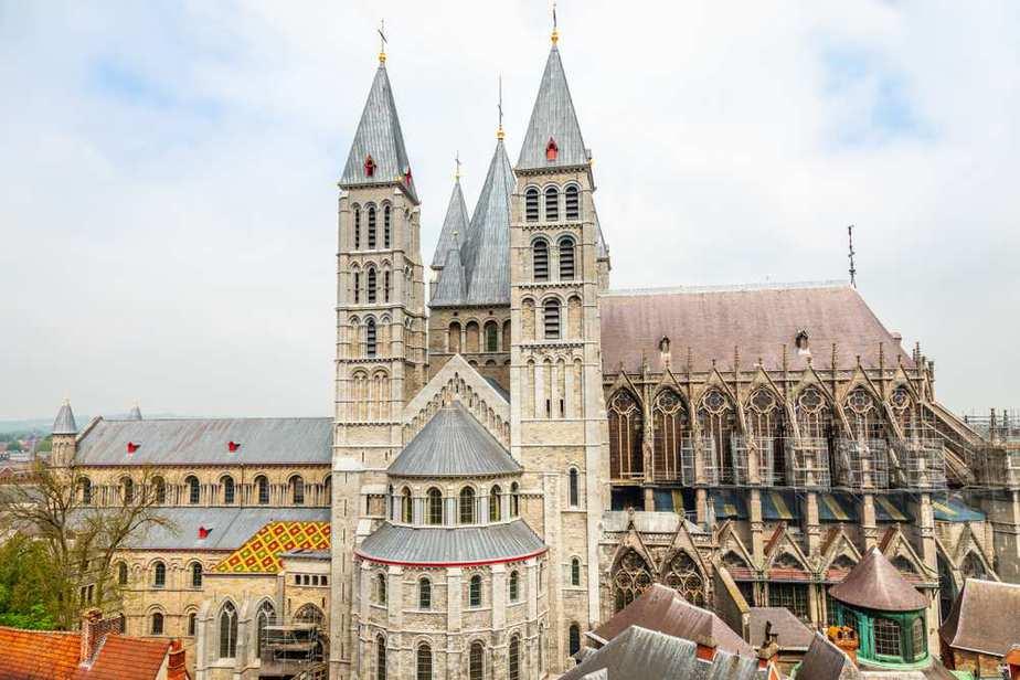 Kathedrale Tournai Belgien Sehenswürdigkeiten - Die 20 besten Attraktionen