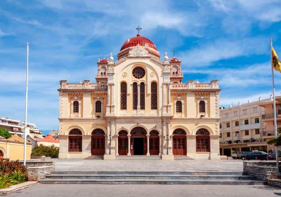 Kathedrale von Agios Minas Kreta Sehenswürdigkeiten - Die 20 besten Attraktionen